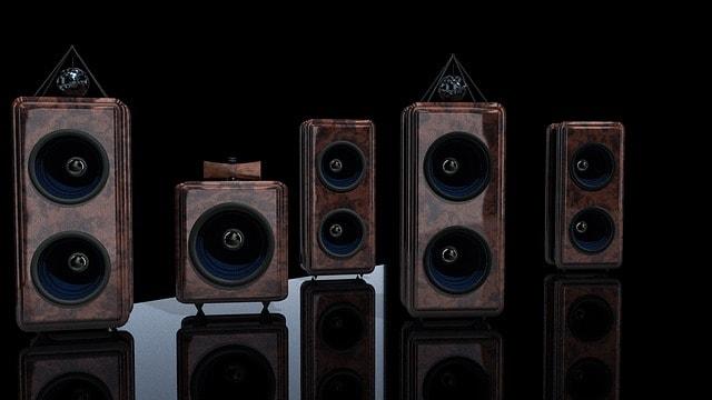 surround sound installation